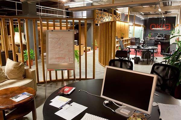 Artistic OKIA Office Interior Design Ideas 2
