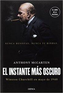 El instante mas oscuro- Anthony McCarten