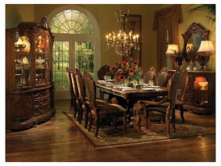 Dining Room Sets Black And Cherry