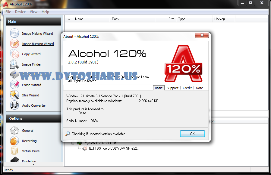alcohol 120 скачать бесплатно на русском crack