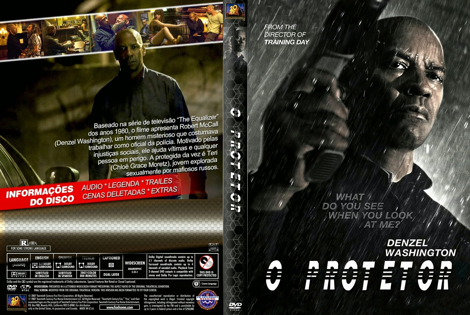 Download O Protetor DVD-R O 2BPROTETOR 2B2