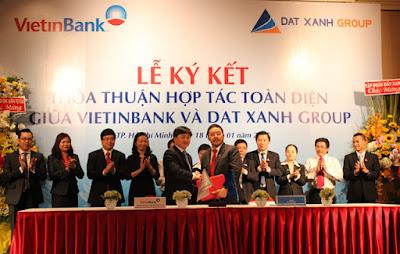 Đối tác tài chính hỗ trợ dự án Opal Riverside: Ngân hàng Vietinbank