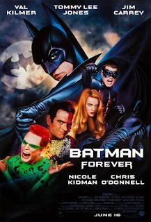 Batman Forever (1995) Movie Hindi Dual Audio Bluray 720p [950MB]