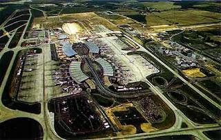 5 Bandara Terkotor di Dunia