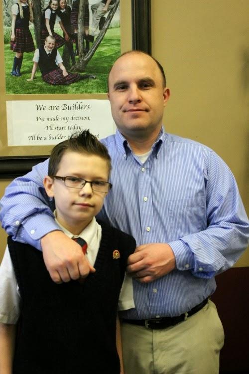Kayden Ryan Proud of my son Kayden