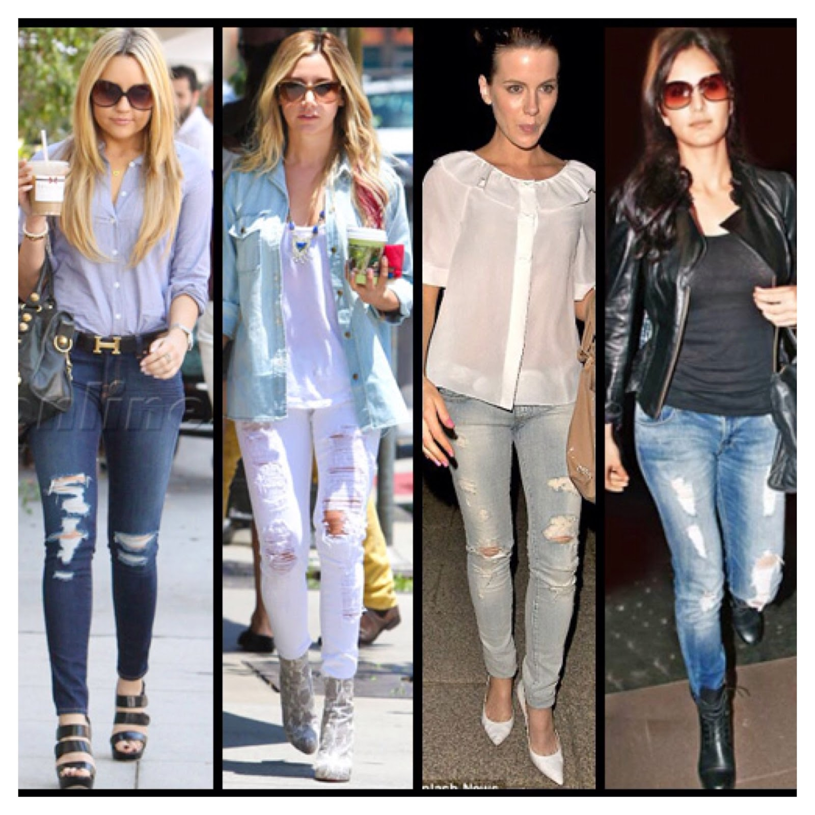 by-AM: Ripped Skinny Jeans-trend alert