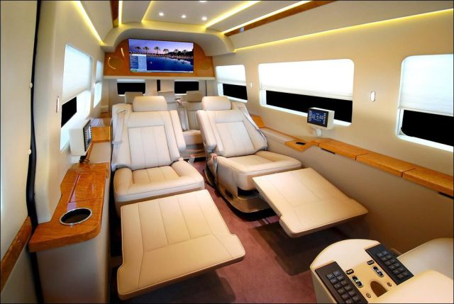 Mercedes Benz Van Conversion Dealers For Sale Leasing Nuys