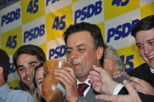 Senador  Aécio Neves(MG)