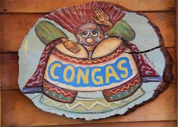 Congas Beach Bar-Μόλυβος Λέσβου
