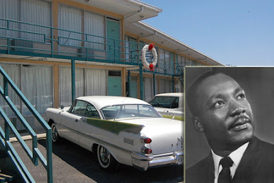Lorraine Motel, Martin Luther King