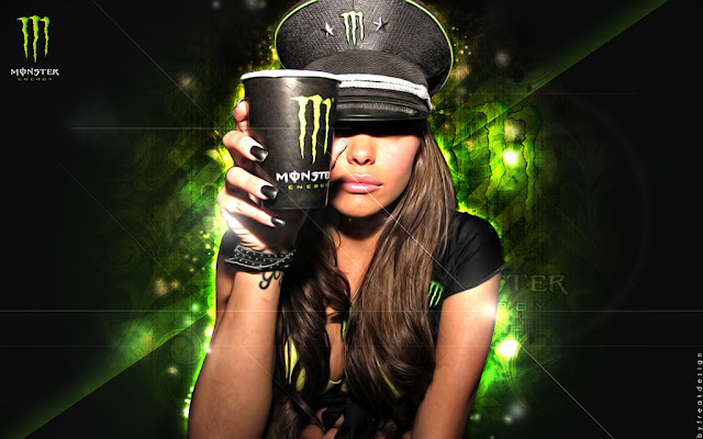 from Davion monster energy girls sexy porn