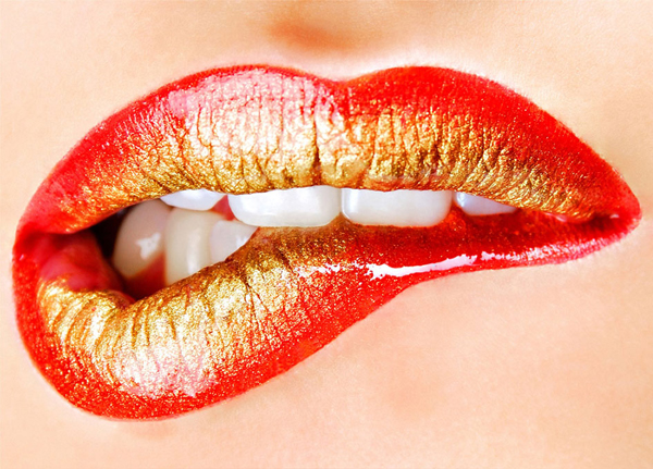 images of red lips