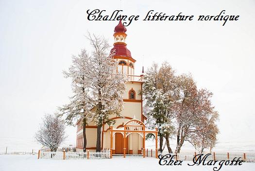 Challenge littérature nordique - 1