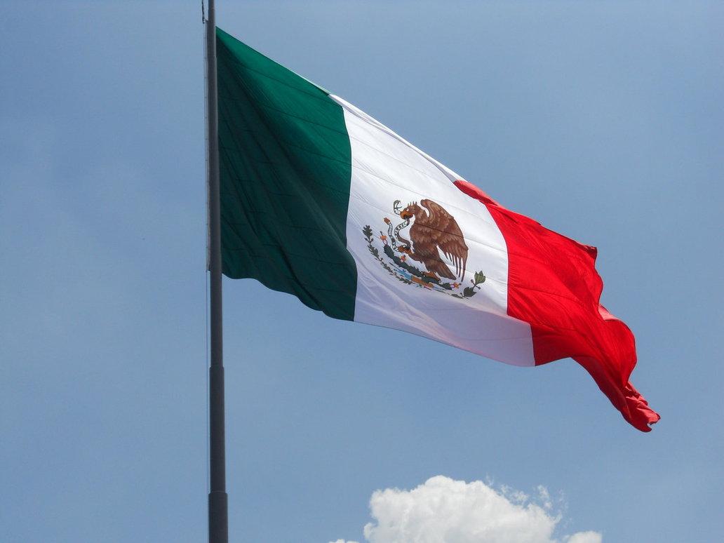 Fotos de la bandera de m xico antena san luis - Fotos banera ...