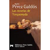 """Benito Pérez Galdós. """"Las novelas de Torquemada"""""""