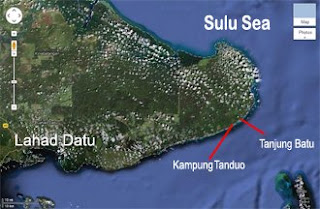 Ops Tayang Lahad Datu Semporna Sabah