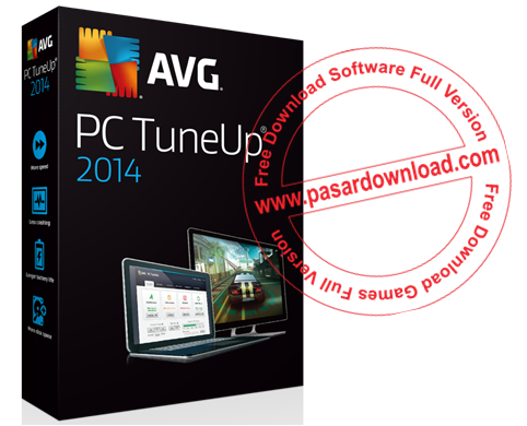 Free Download Software AVG PC TuneUp 2014 14.0.1001.295 Final Full Patch