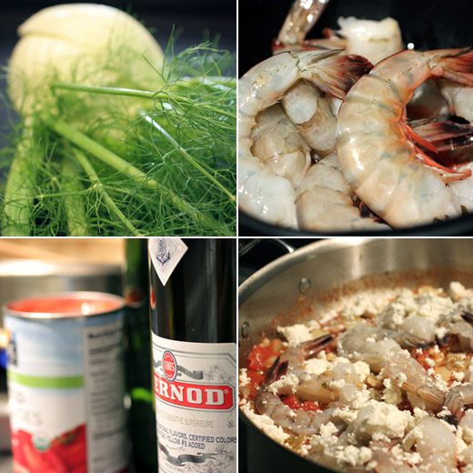 lisa is cooking: Roasted Shrimp with Feta