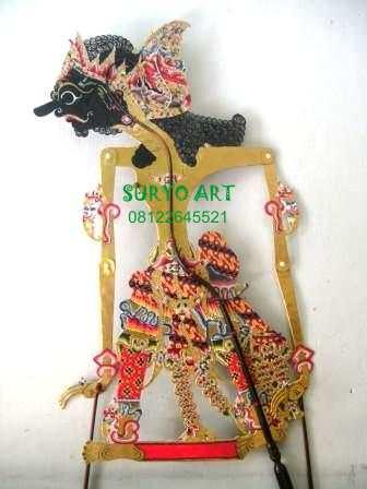 Kerajinan Wayang Kulit & Souvenir Khas Jawa SURYO ART