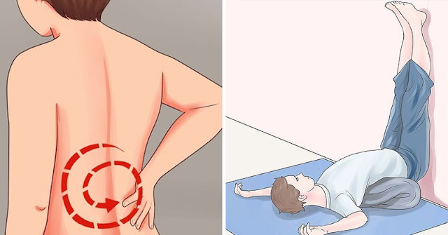 GET RID OF BACK OF BACK PAIN IN 60 SECONDS WITH 1 SIMPLE TRICK