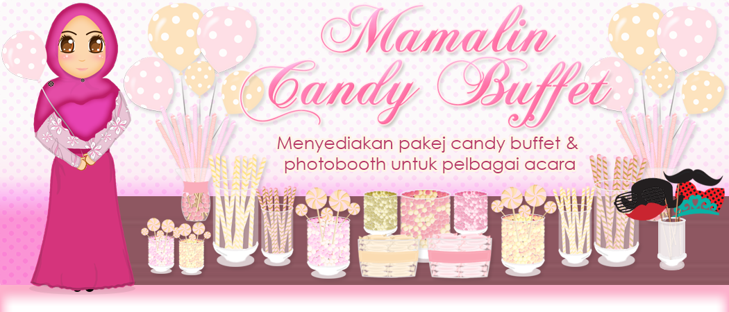 Mamalin Candy Buffet