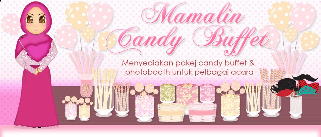 Mamalin Candy Buffet