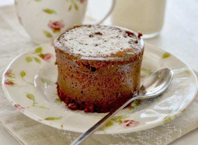 Las recetas de comiendo salud bizcochito ligero de chocolate for Bizcocho para dieta adelgazar