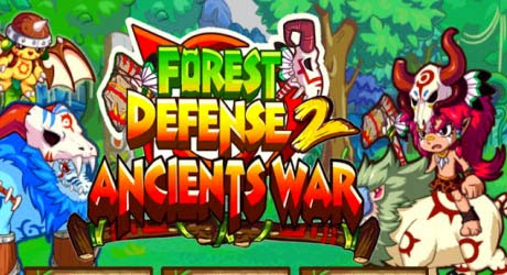 Forest Defense 2 Gameplay IOS / Android