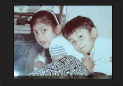 Ranbir Kapoor Childhood Pictures