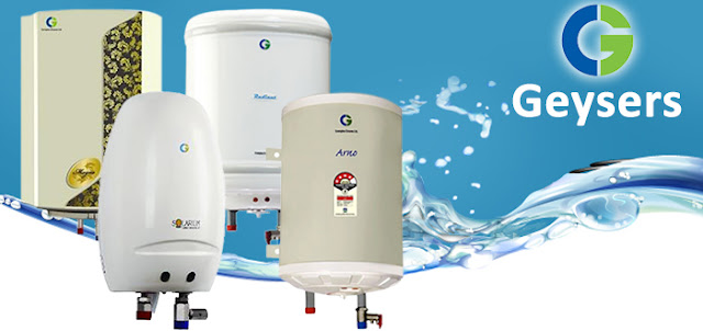 Buy Crompton Greaves water heaters online