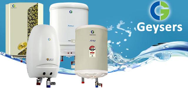 Buy Crompton Greaves water heaters online