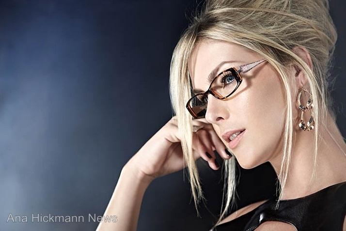 fac46dc2899c1 Nova coleção Ana Hickmann Eyewear 10 Anos.