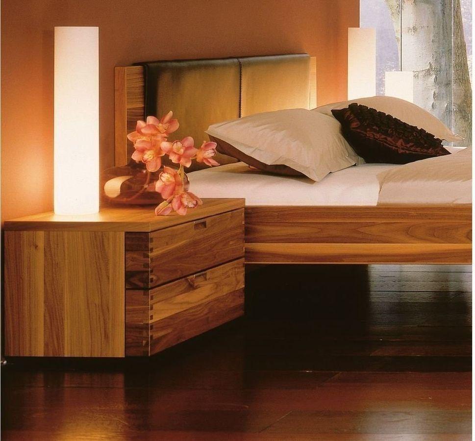 Mesita de noche en el dormitorio ideas para decorar for Ideas mesitas de noche