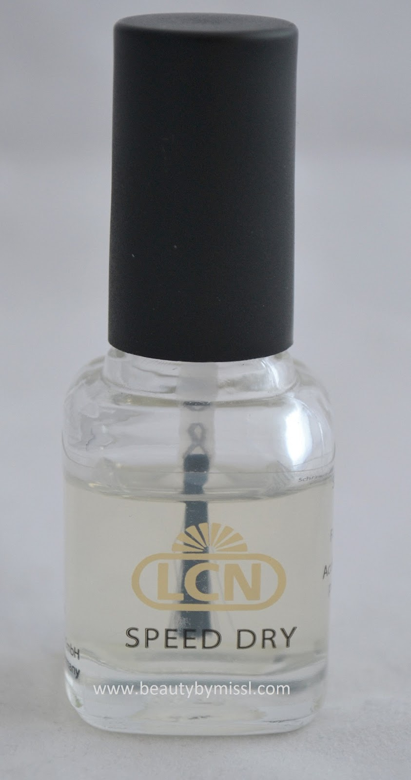 fast drying top coat