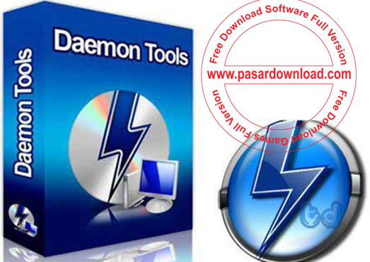 Download Daemon Tools Pro Advanced 5.5.0.0388 Full Version