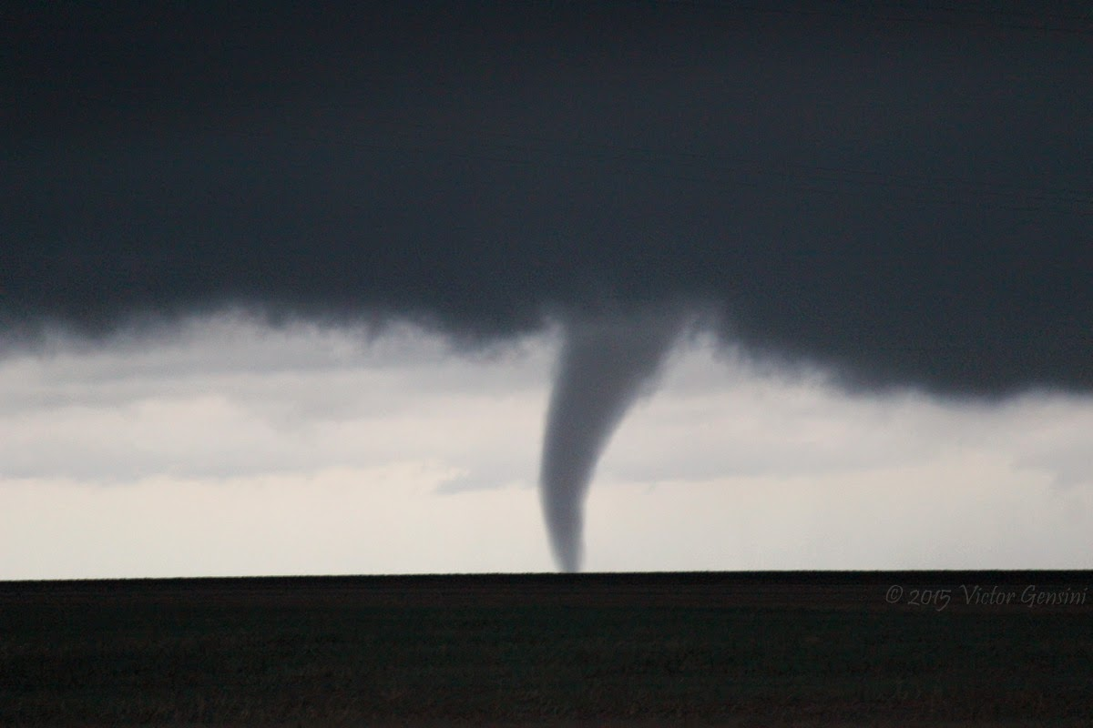 Kansas gove county grinnell - We Saw At Least 4 Different Tornadoes With A Few Of Them Occurring After Dark North Of Grinnell See One Of These Tornadoes In My Poor Quality Video Below