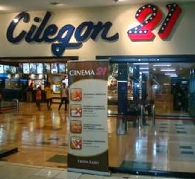 Bioskop Cilegon 21