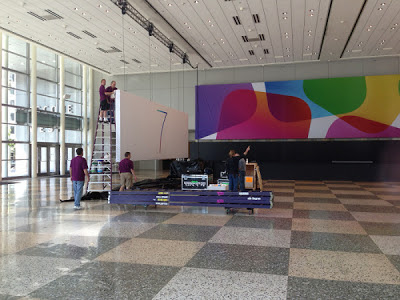 Apple attached iOS 7 Posters for World Wide Developers Conference June 2013_NewVijay