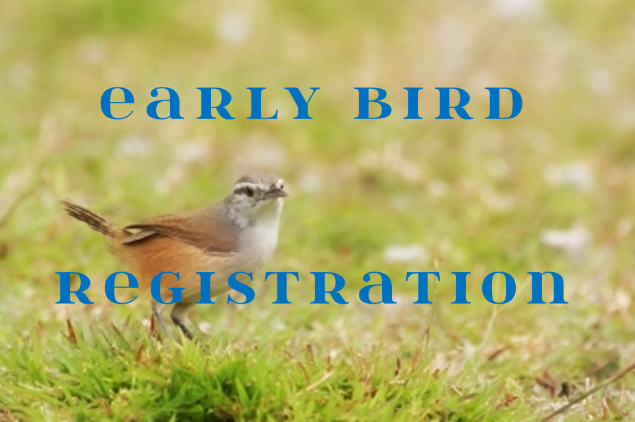 Early-Bird Registration