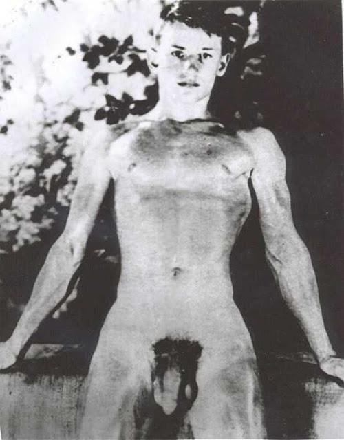 Jean harlow tubos desnudos
