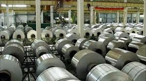 Aluminum faces decline in production after 8 years