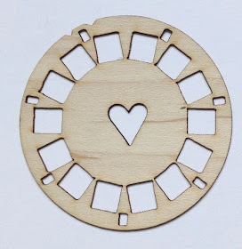 2Peas Wood Die Cut Shape