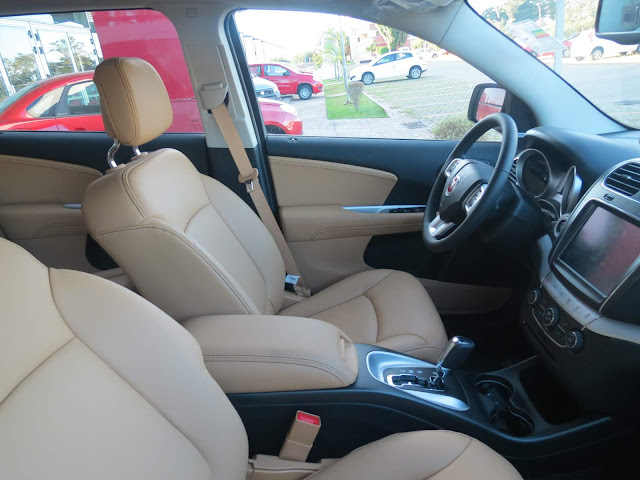 Fiat Freemont 2015 Precision - interior