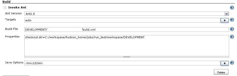 Building a specific svn revision with hudson spyros 39 log for Hudson log