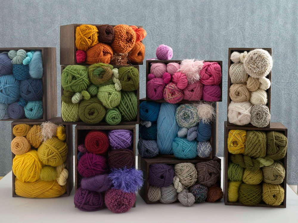 U Fo Friday And The Tricky Issue Of Yarn Storage