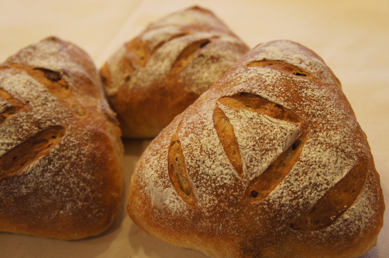 而 成 的 歐式 麵包 超 有 成就感 的 快樂 麵包