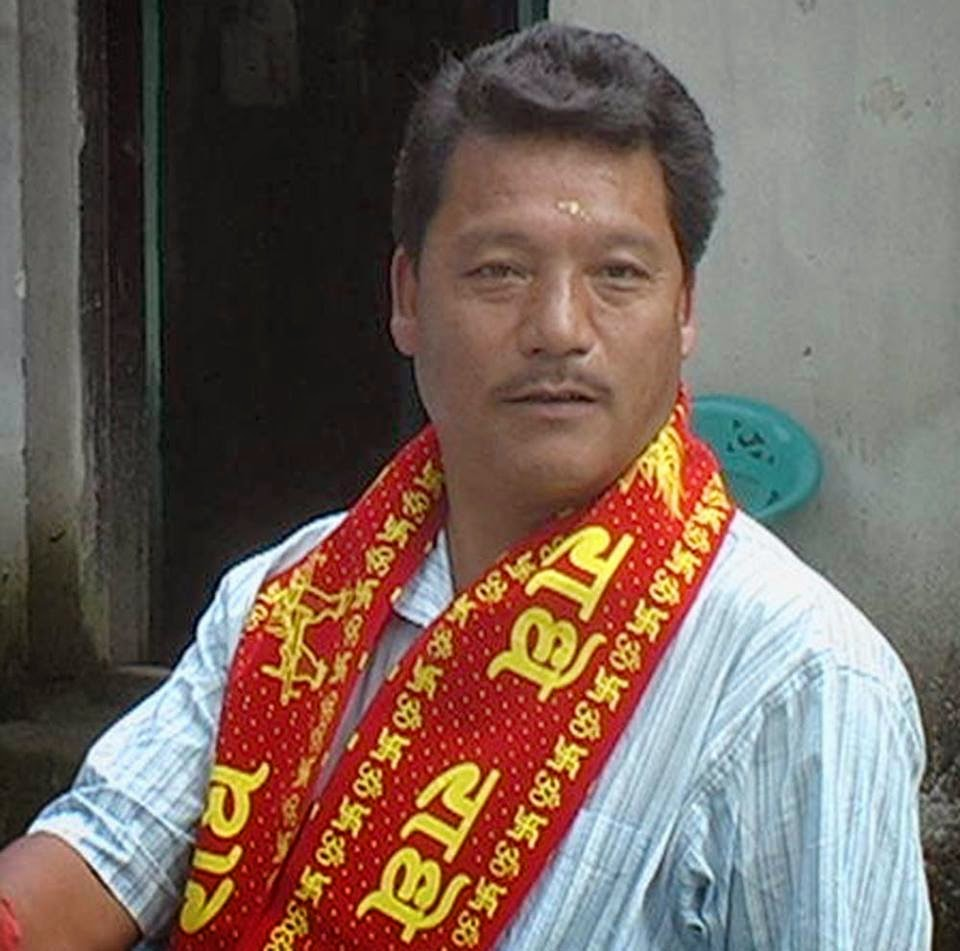 Gorkha Janmukti Morcha (GJM) chief Bimal Gurung