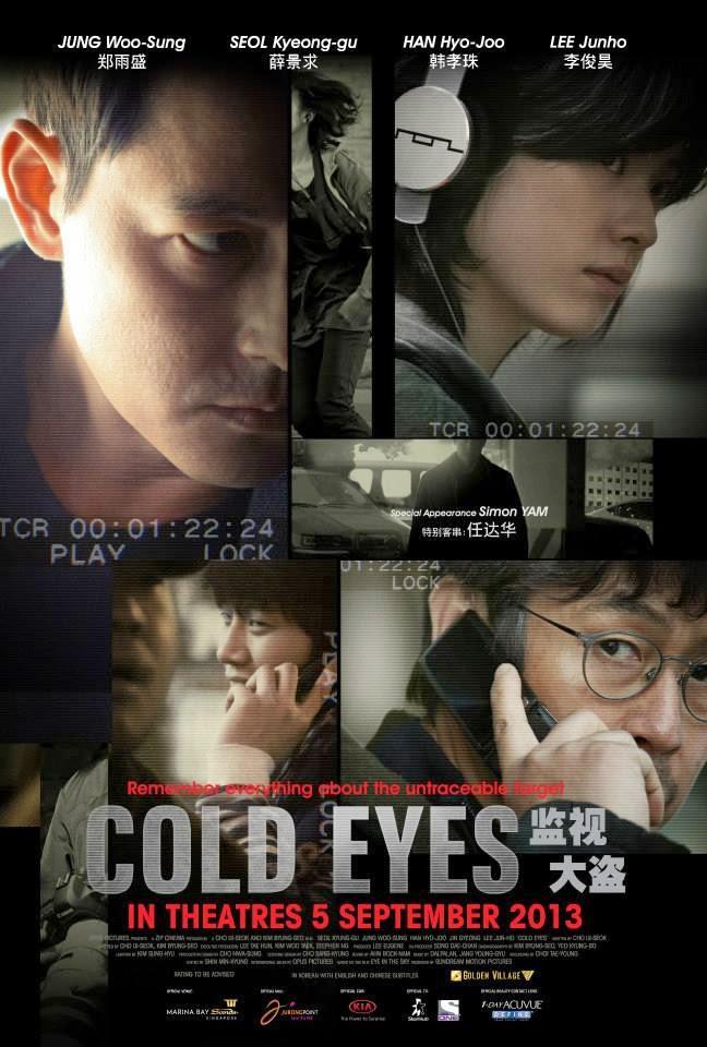 Olhos Frios – Dublado (2013)