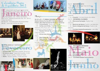 Calendário OPEQ 2012