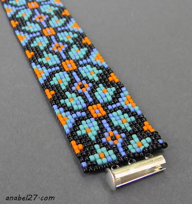 украшения из бисера браслеты из бисера